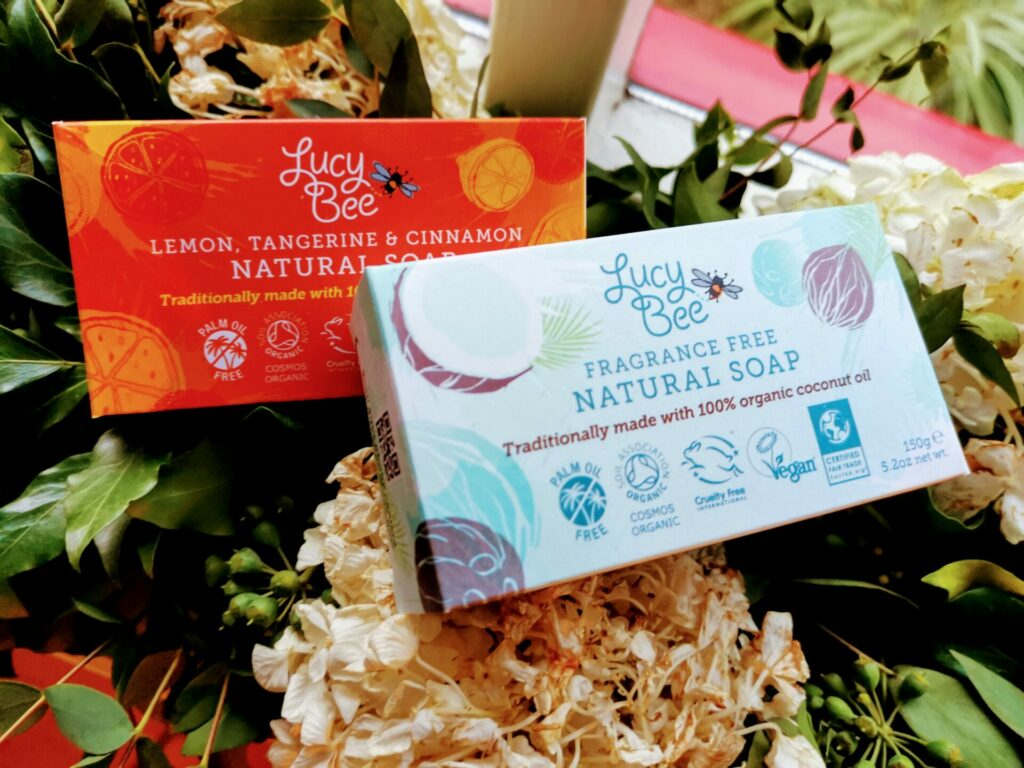 Lucy Bee The Best Soaps & Body Washes For Sensitive Skin & Eczema