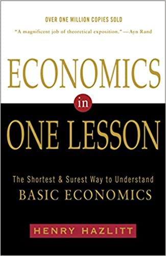 Economics in One Lesson