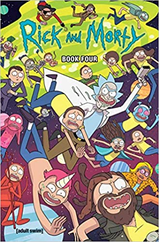 Rick and Morty Book Four