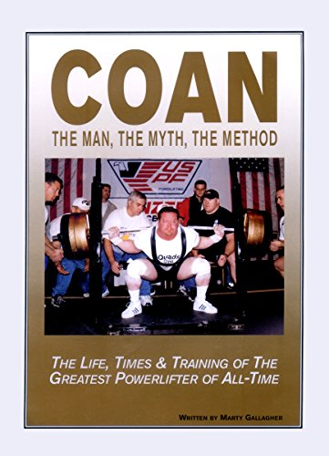 COAN: The Man, The Myth, The Method
