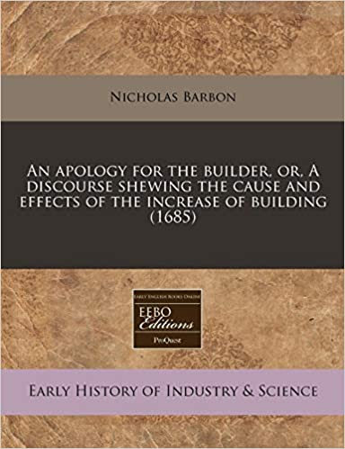 An Apology for the Builder