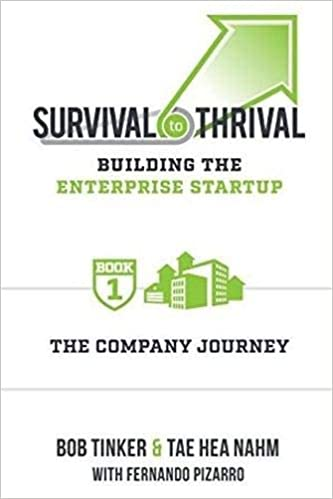 Survival to Thrival