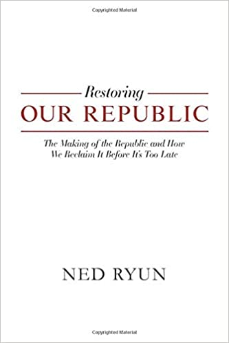 Restoring Our Republic