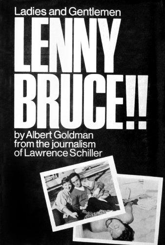 Ladies and Gentlemen - Lenny Bruce!!