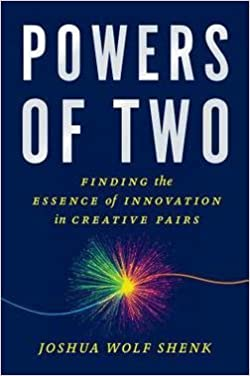Powers of Two: Finding the Essence of Innovation in Creative Pairs