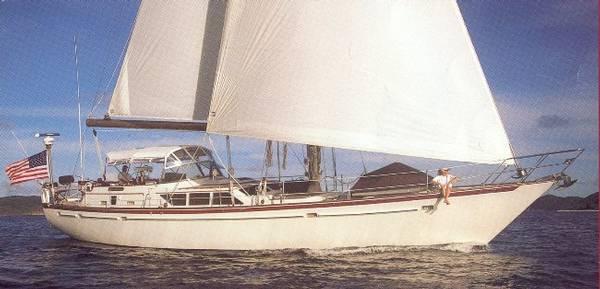 Gulfstar 63 Refit