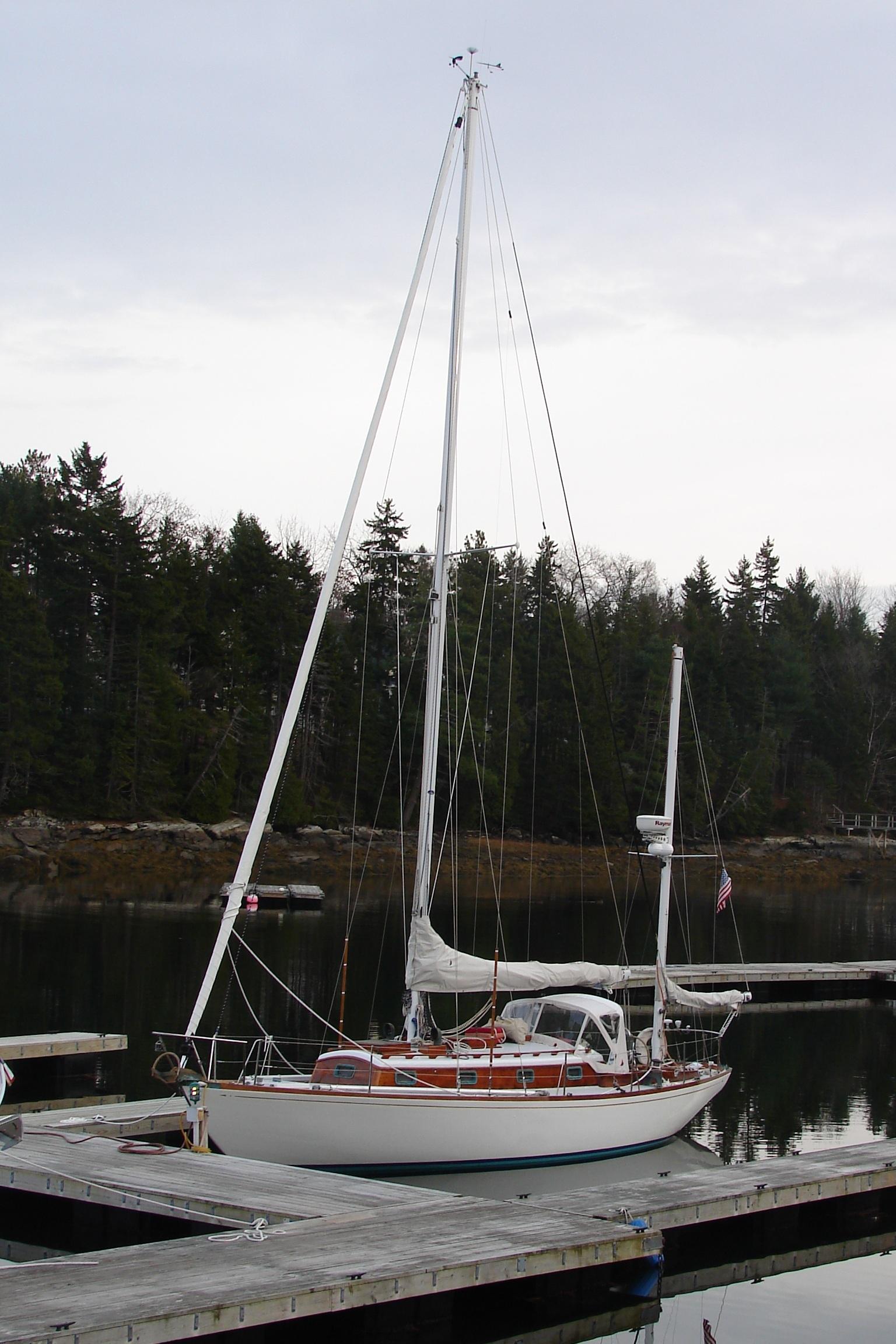 "Little Harbor 36 ""Ramble"""