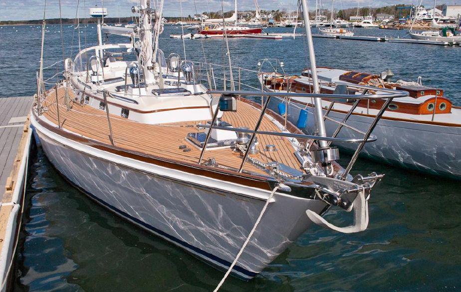"""Little Harbor 45 """"Spirit"""""""