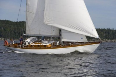 """S&S 48 """"Puffin III"""""""