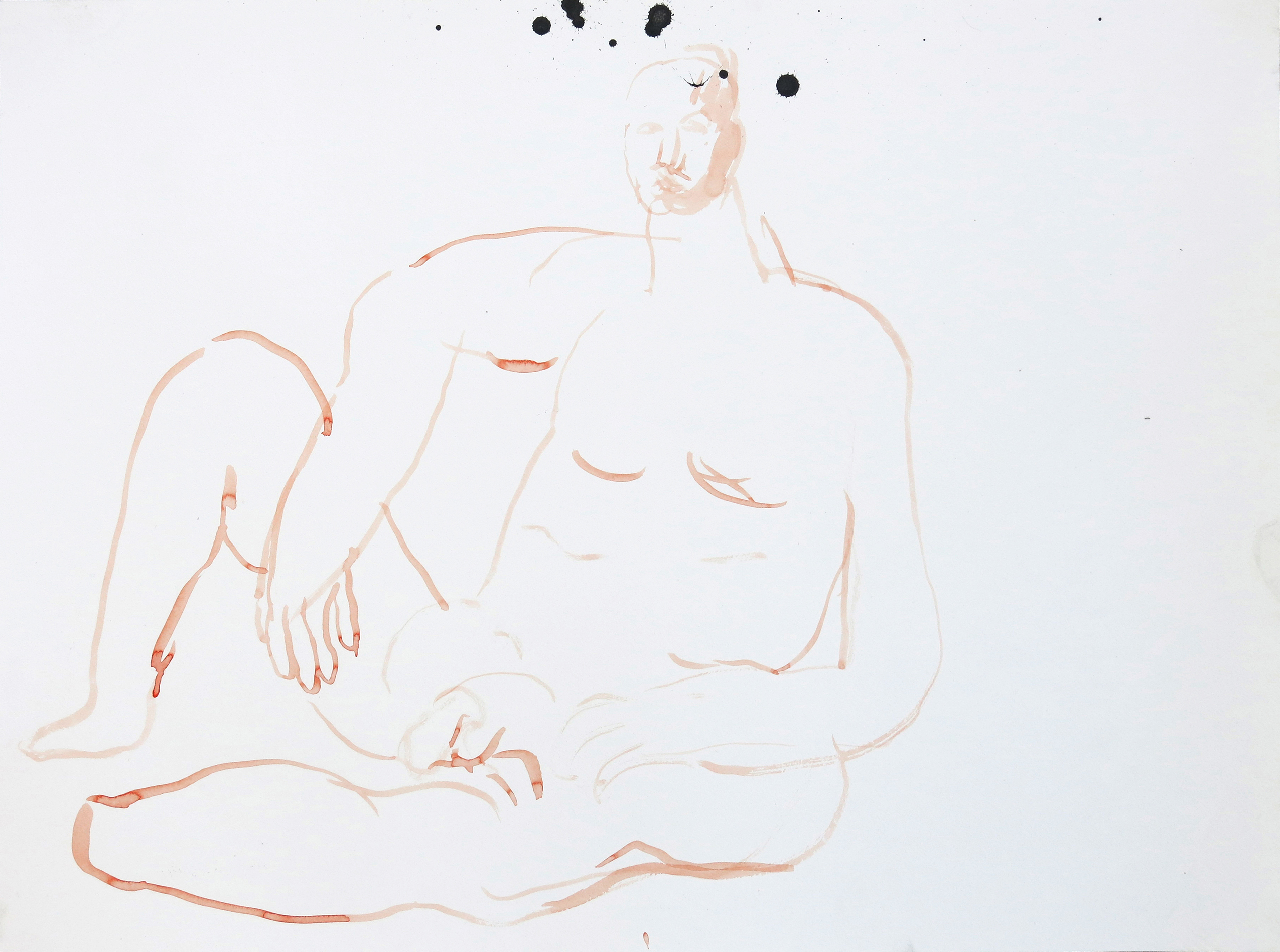 Study for Nude