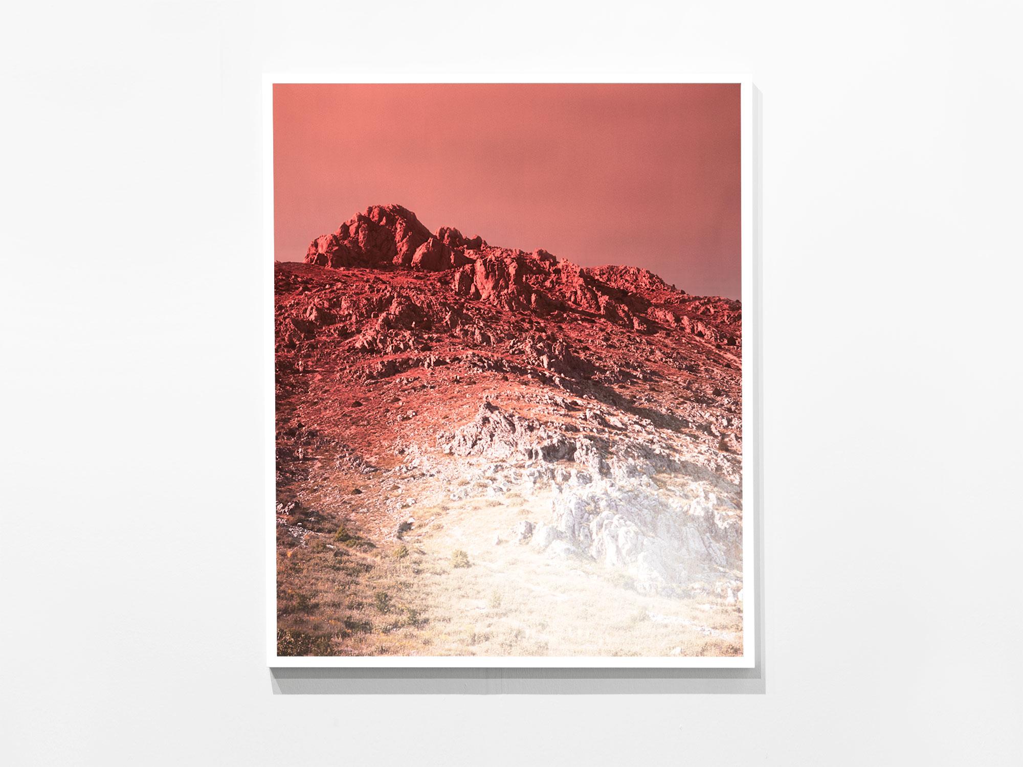 """""""Mountain Pass I"""" Sagalassos"""