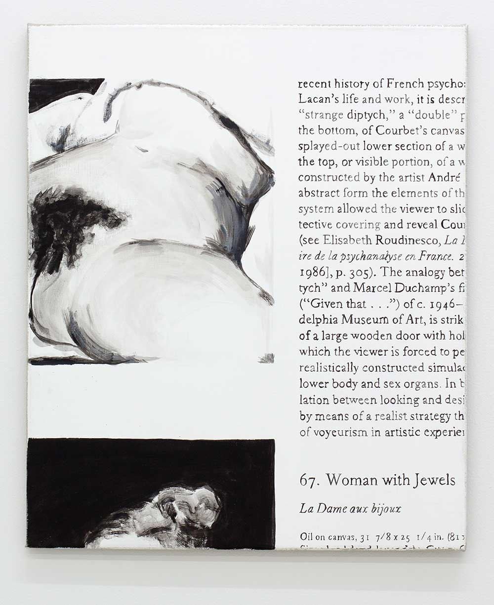 55 x 46 (Courbet Reconsidered)