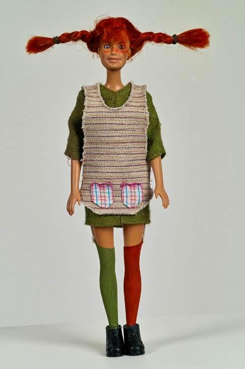 Pippie Barbie Langstrumpf