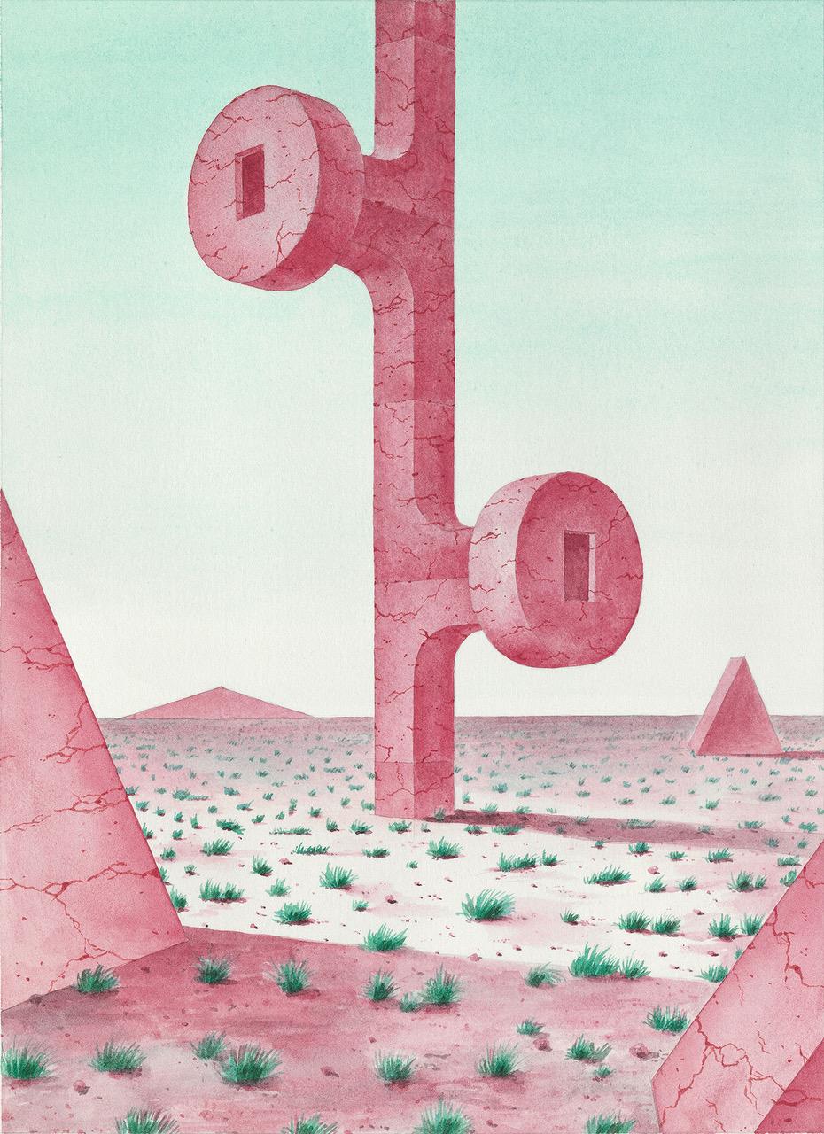 Bio Tope 6 (Desert Life)