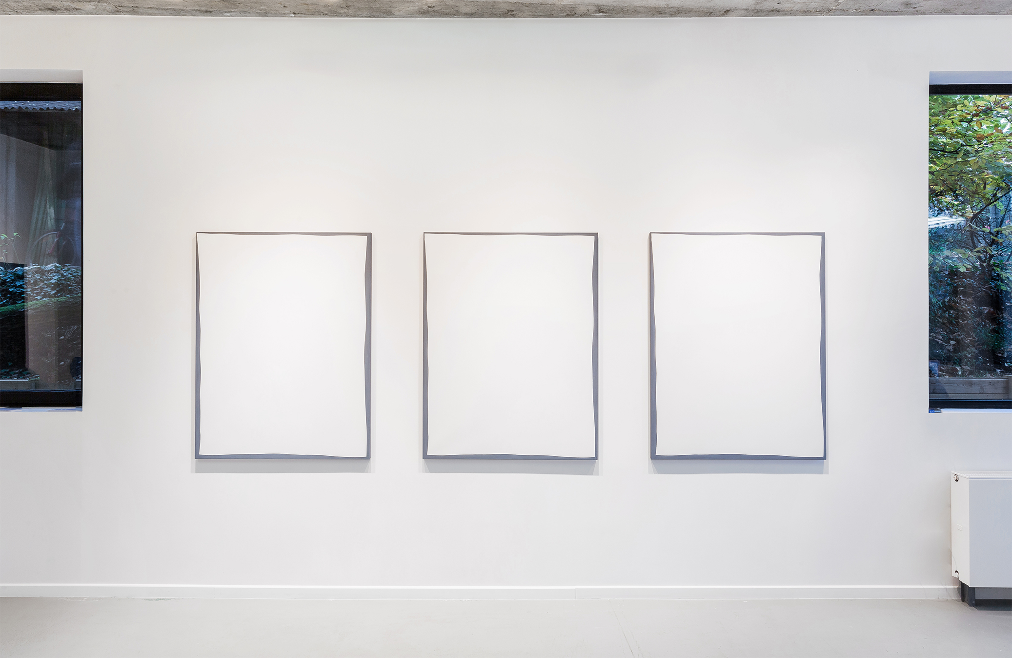 Three Untitled Paintings