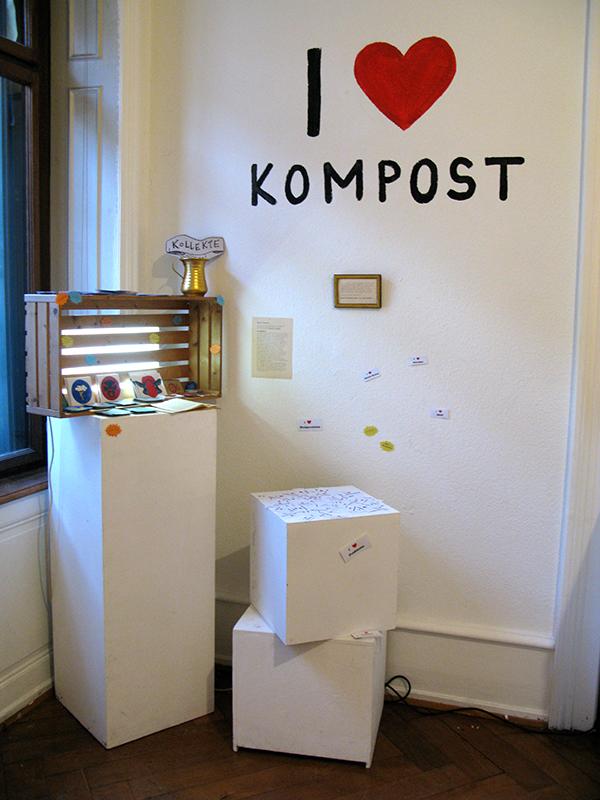 Guerilla Blessings: I love Kompost
