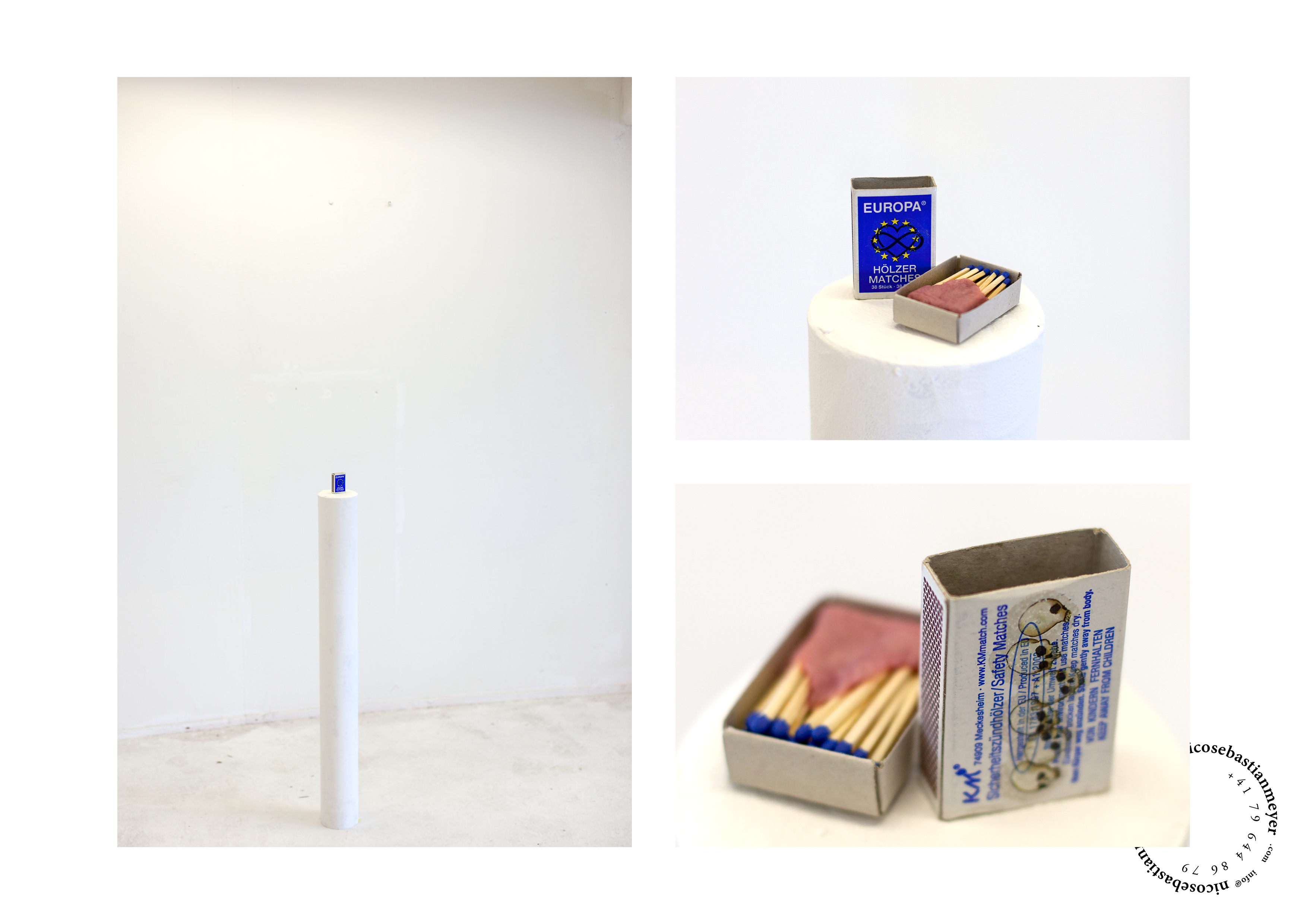 A·TI·ON·ES (Untitled Objects/Installation)