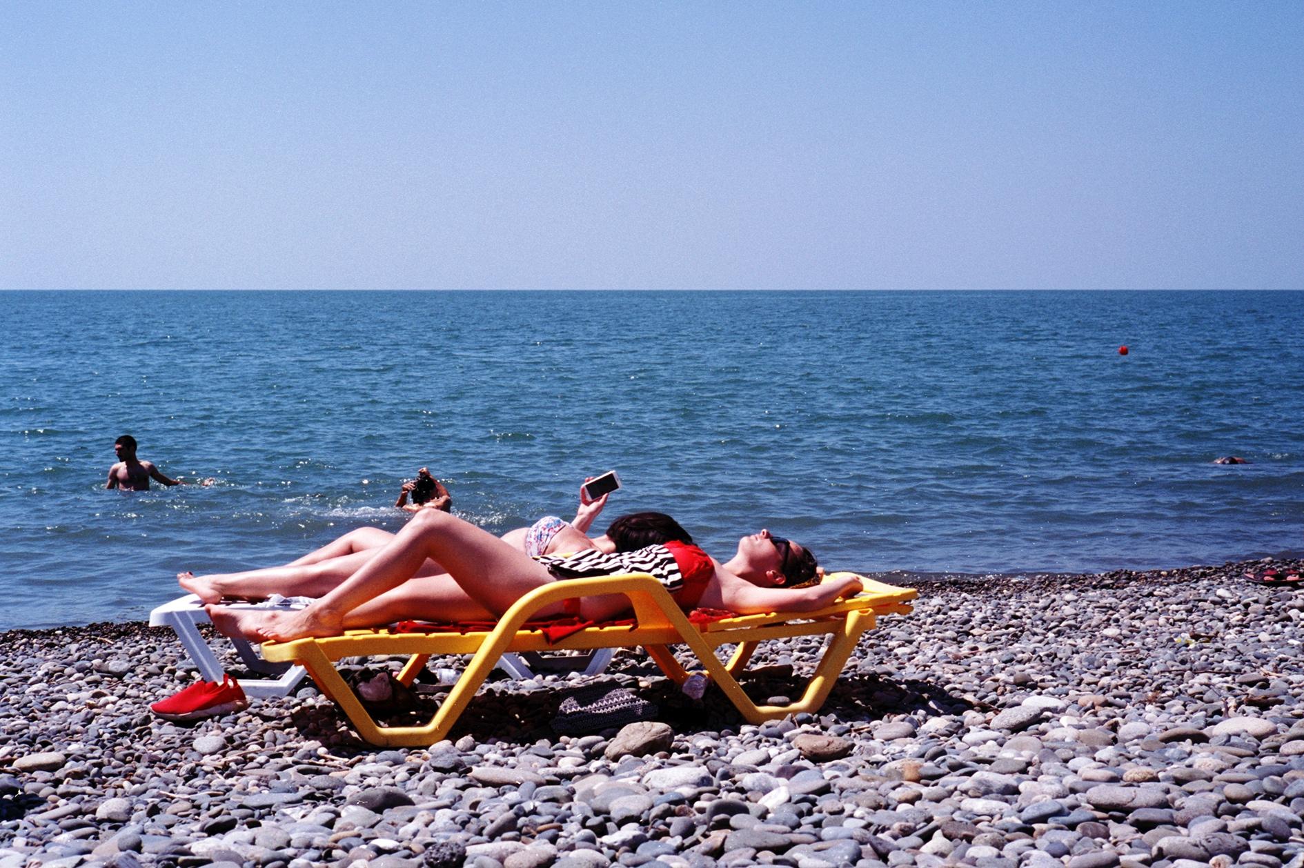Anaklia Beach
