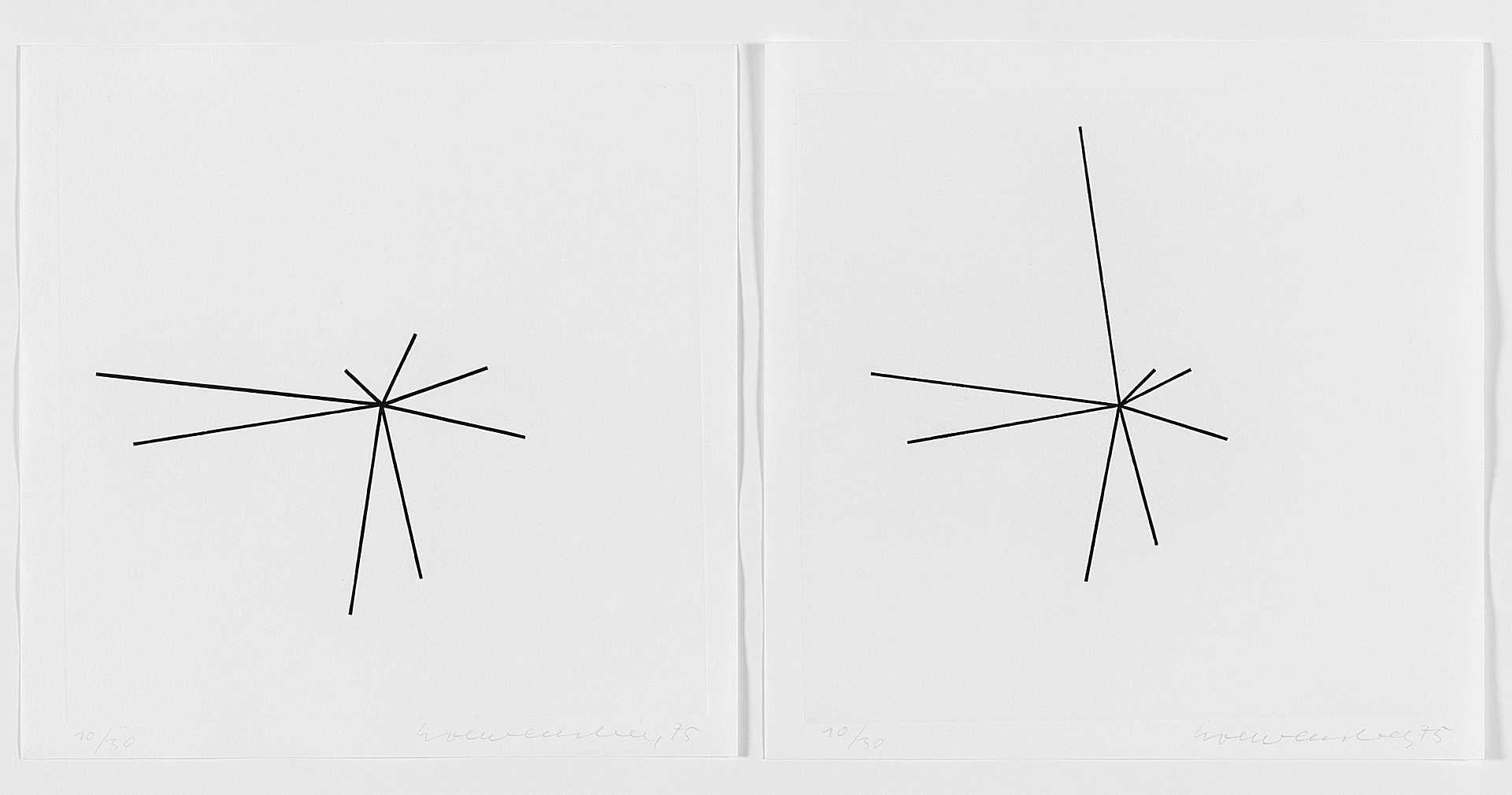 Works on Paper – Zeichnungen und Druckgrafiken aus der Sammlung