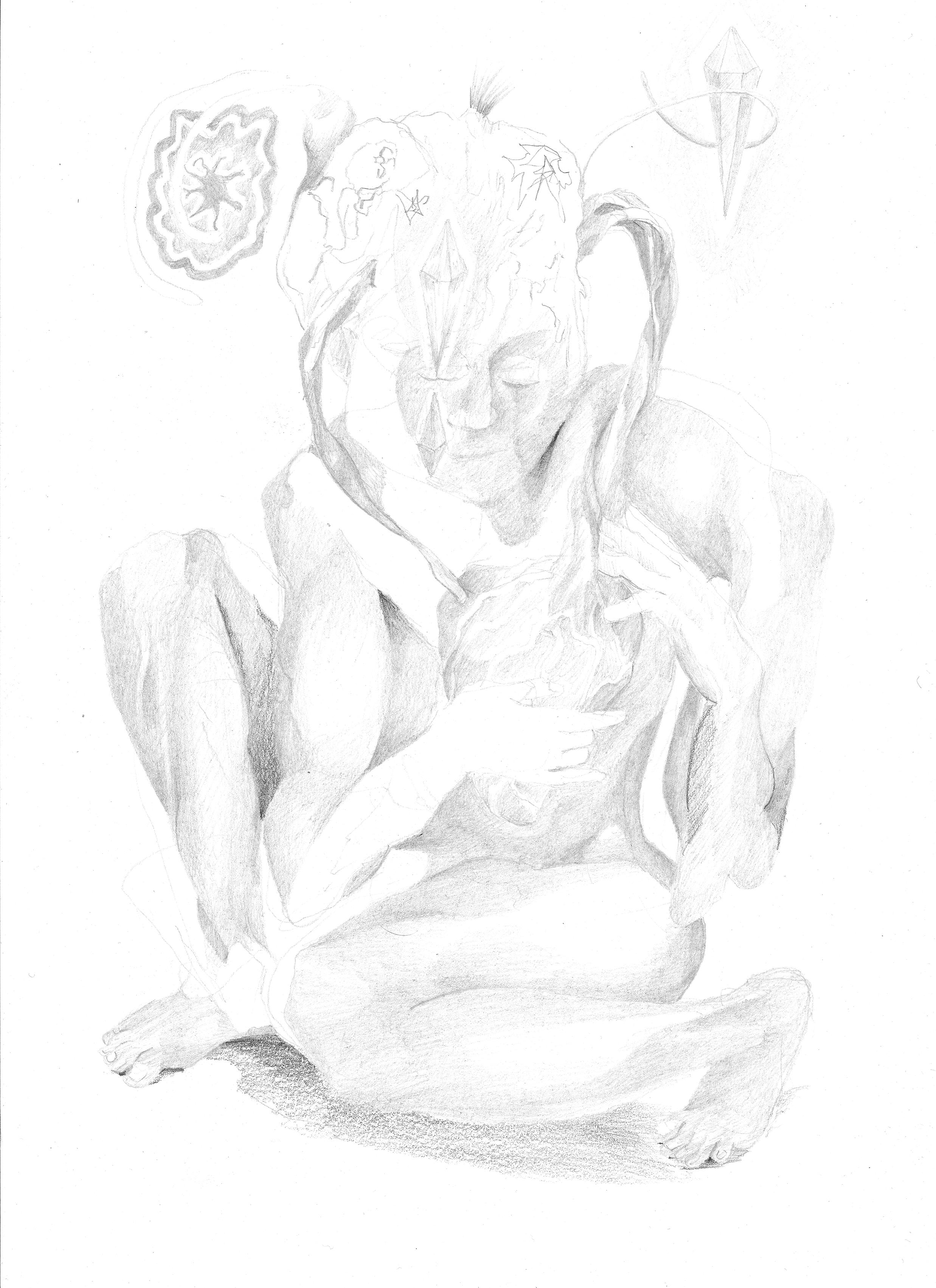Zeichnung 35