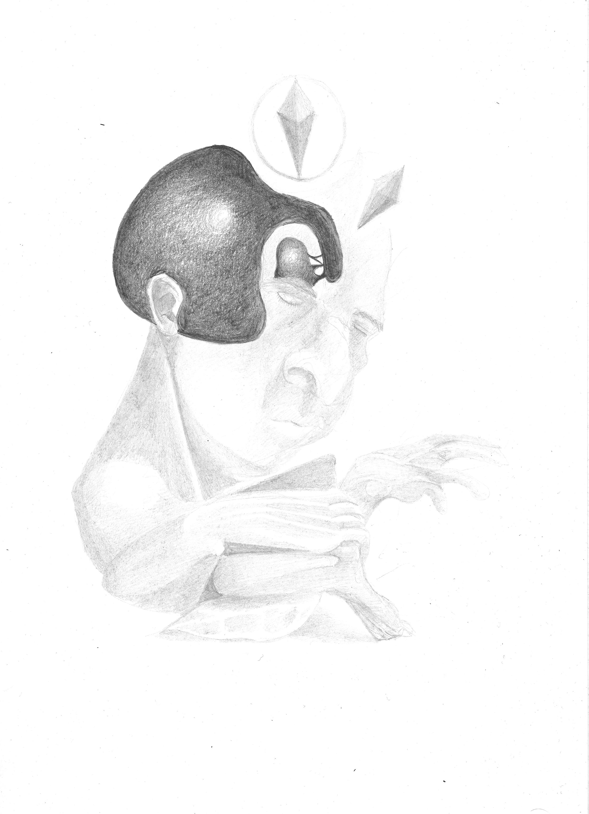 Zeichnung 74