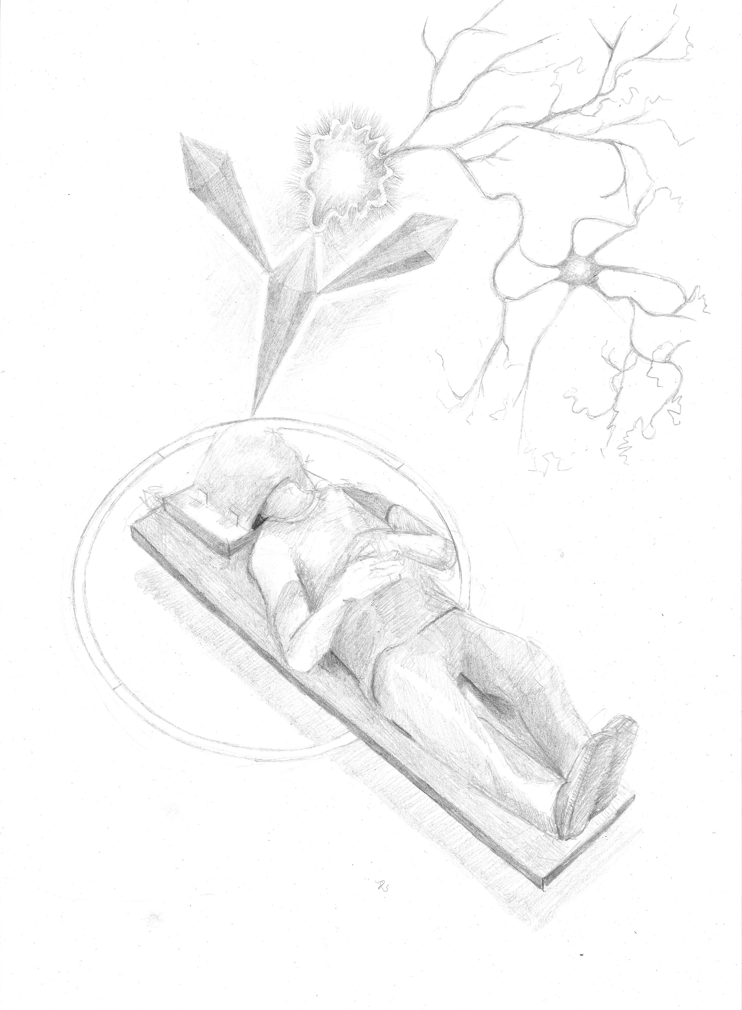 Zeichnung 60