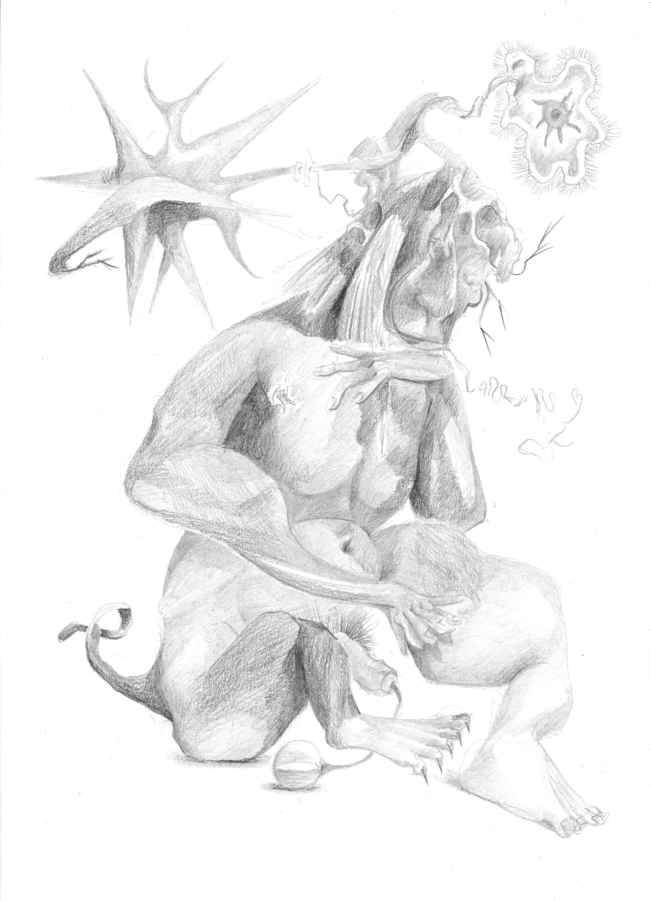 Zeichnung 47
