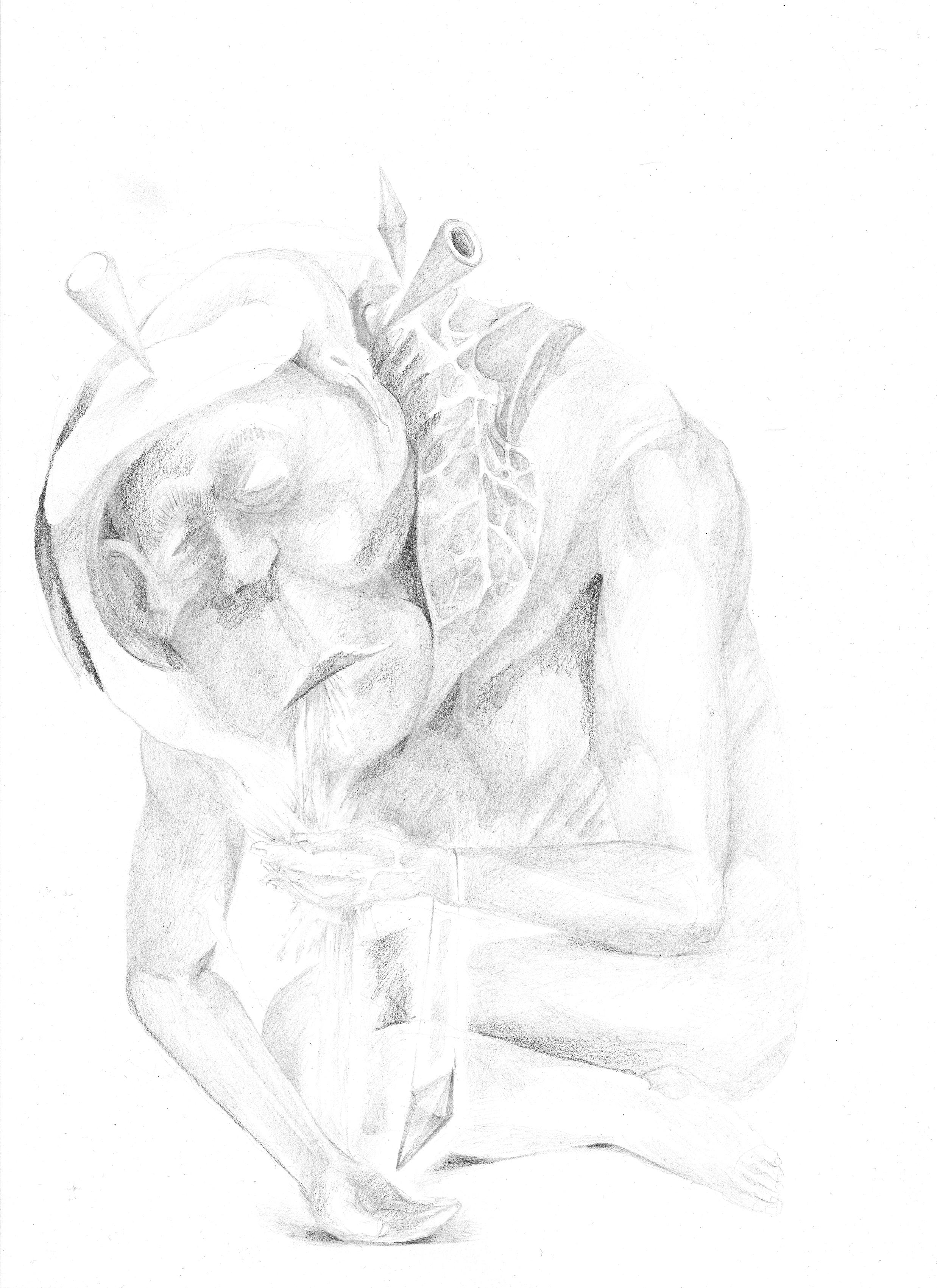 Zeichnung 45