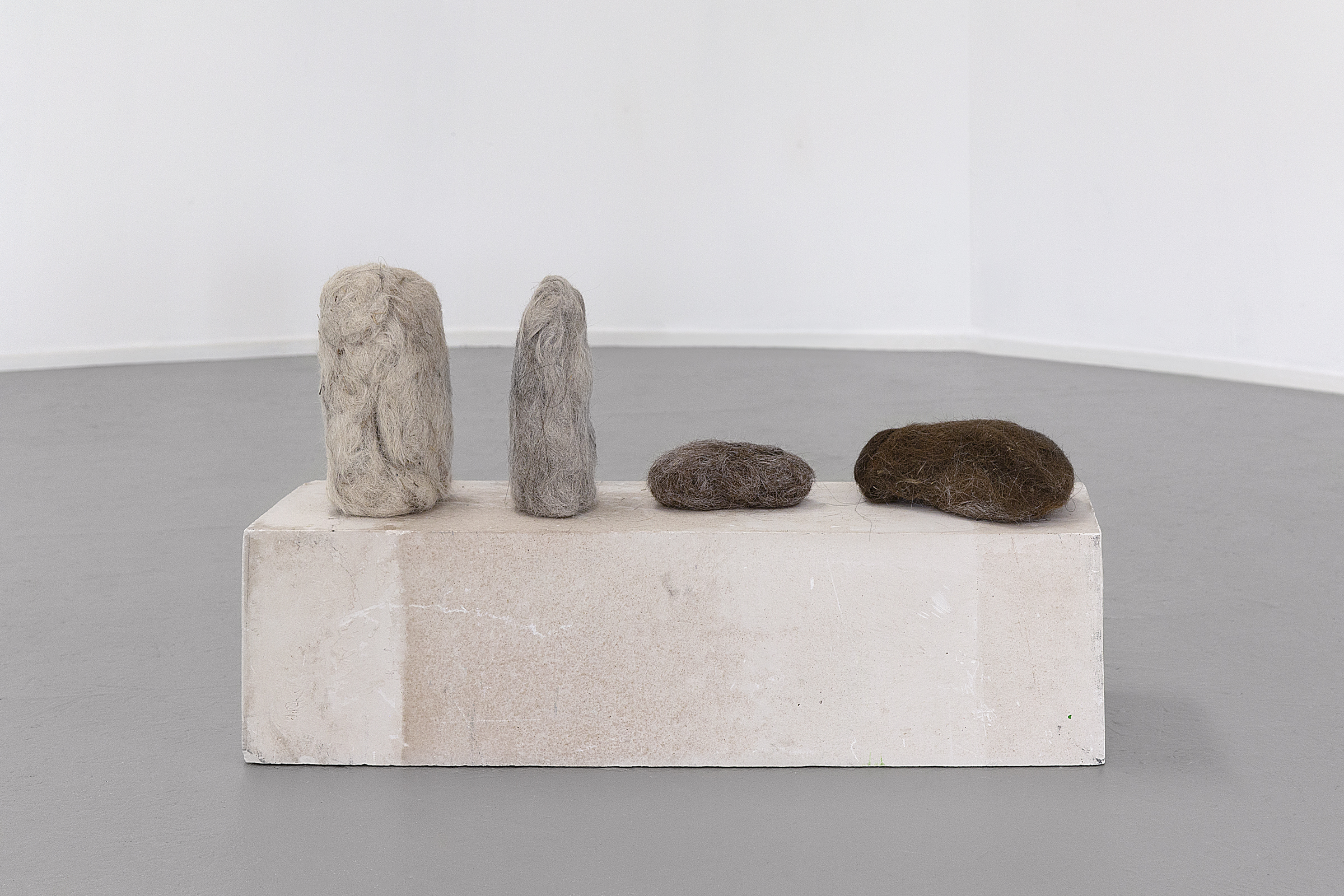 Pearl, Ash, Iron, Stone
