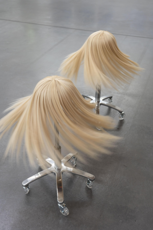Hair dressing stools