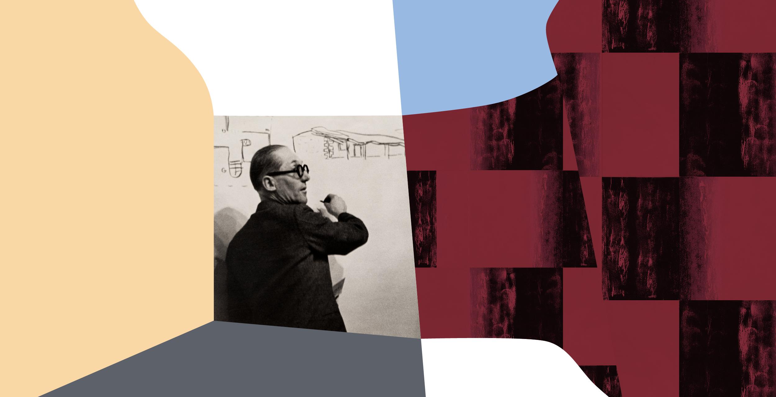 Le Corbusier und die Farbe