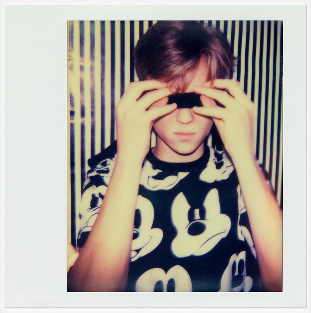 Walter Pfeiffer: Polaroids 1972–2021