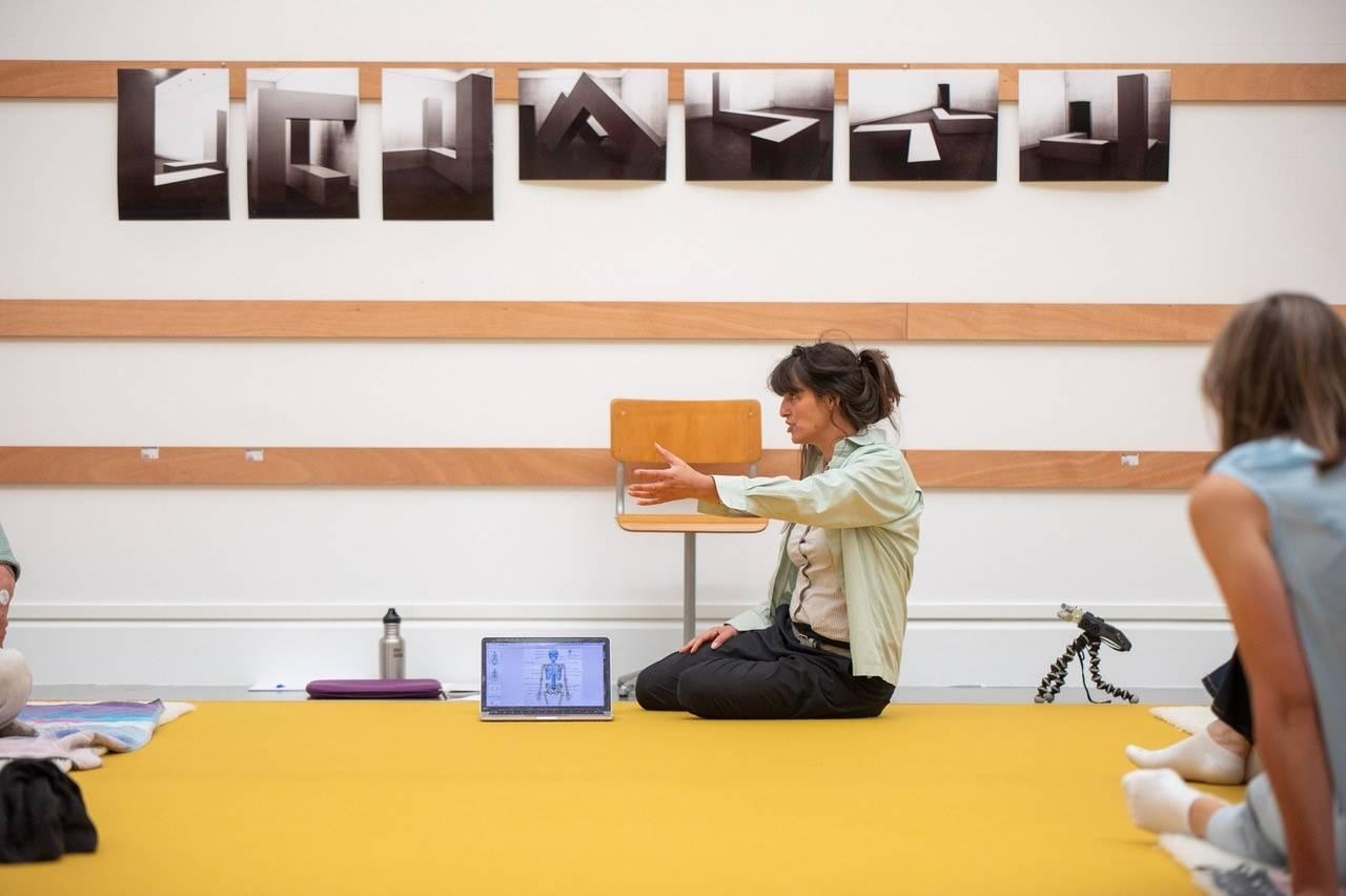 Artist's Talk mit Yael Davids