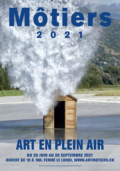Môtiers 2021 – Art en plein air