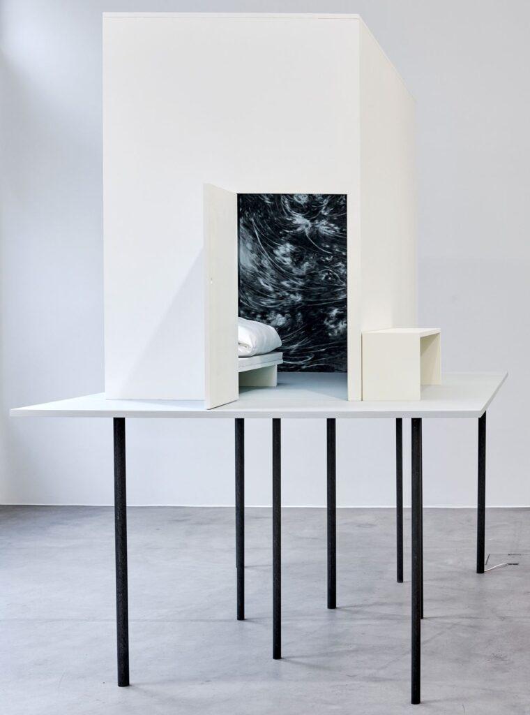 Interior: Christelle Kahla, Anita Mucolli, Julia Steiner, Nicolas Vionnet