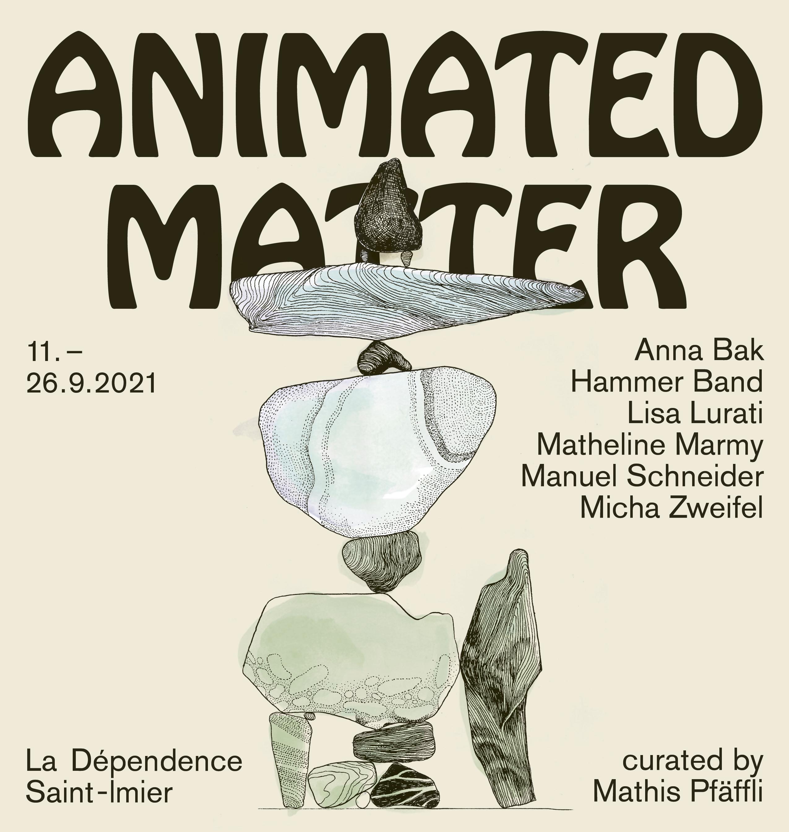 Animated Matter