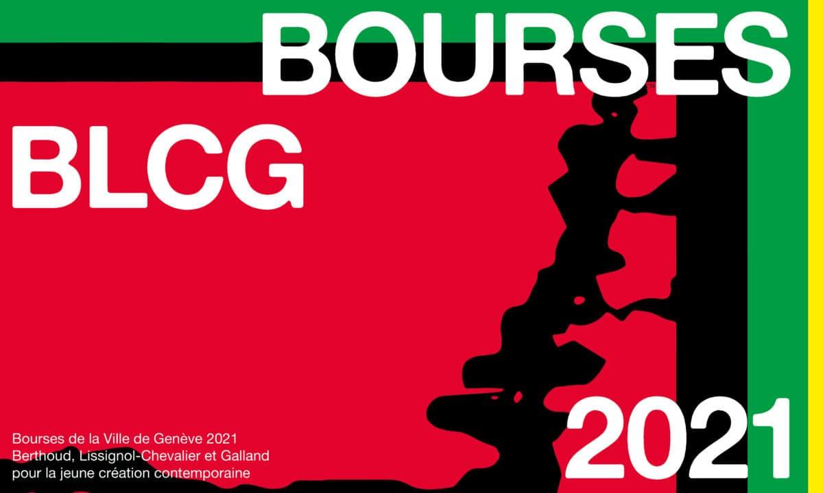 Bourses de la Ville de Genève 2021