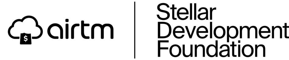 Airtm and SDF logo