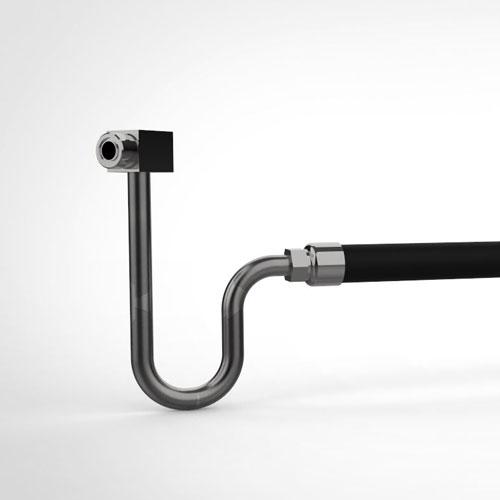 custom tube-end