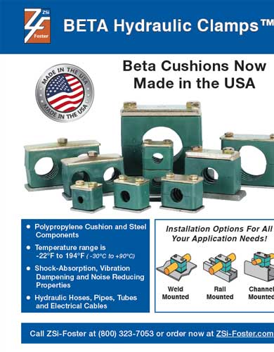 Beta Clamps