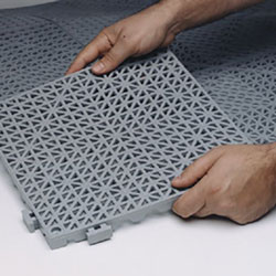 Color Cushion Tile Cases