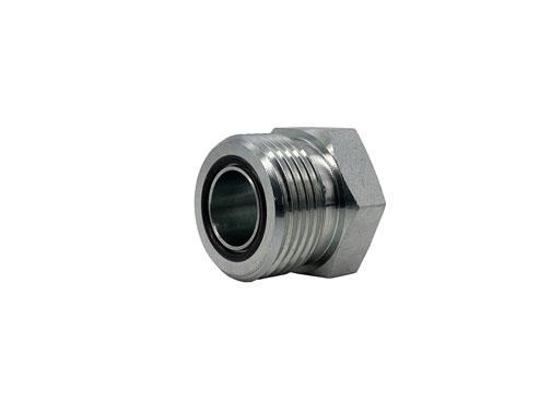 FF2408 - Male O-Ring Face Seal Plug