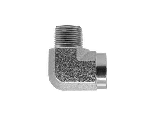 5502 - Male Pipe - Female Pipe 90 Degree Elbow
