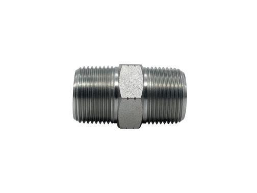 5404 - Male Pipe Hex Nipple