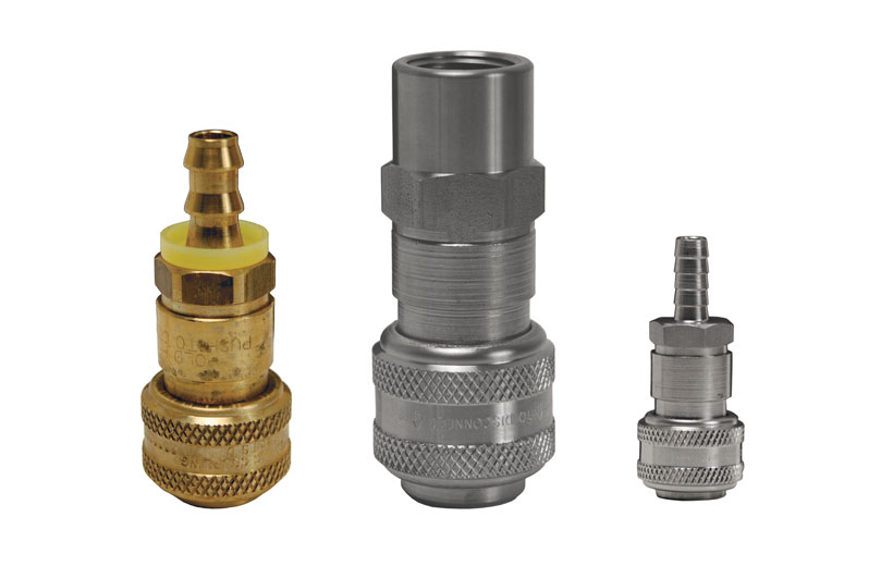 Pneumatic Couplings
