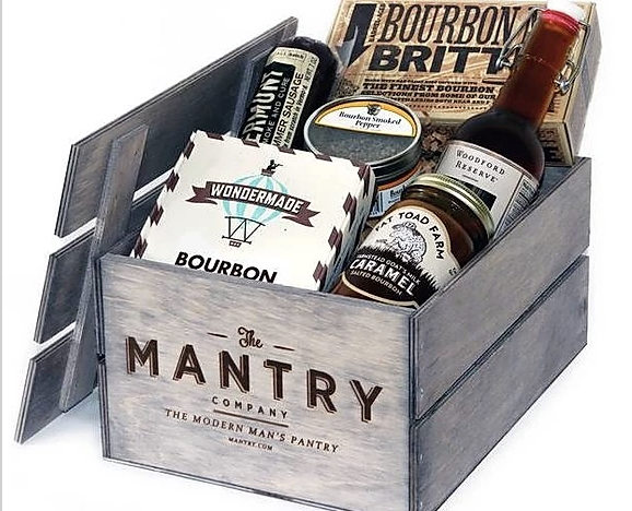 Mantry company subscription box