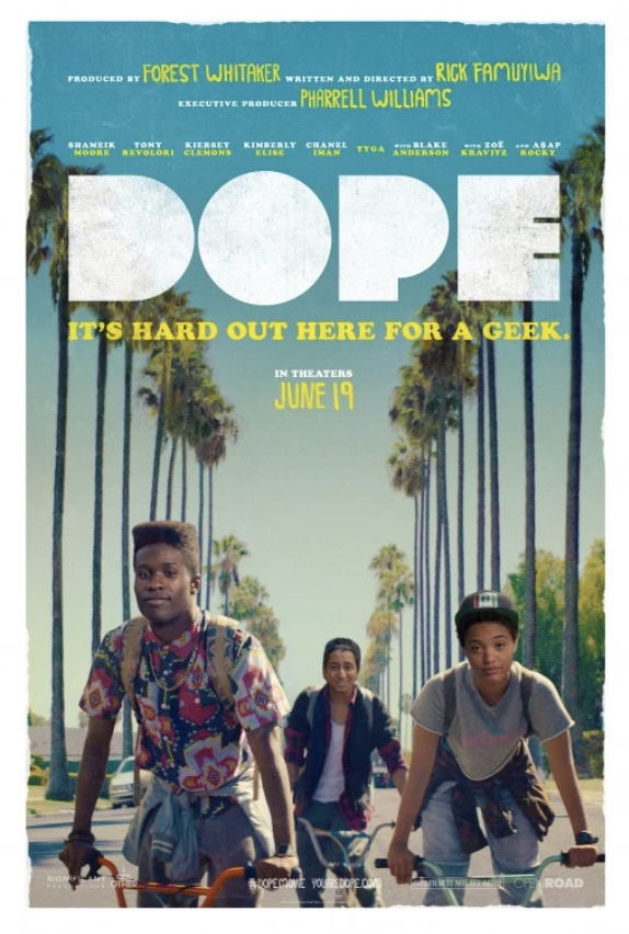 Movie Poster for the movie Dope