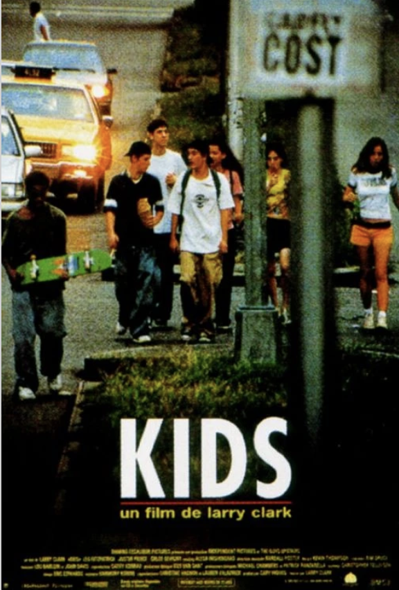 Movie Poster for the movie Kids