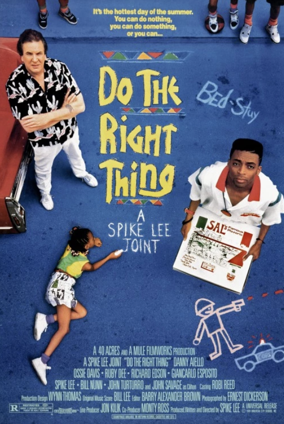 Movie Poster for the movie Do The Right Thing