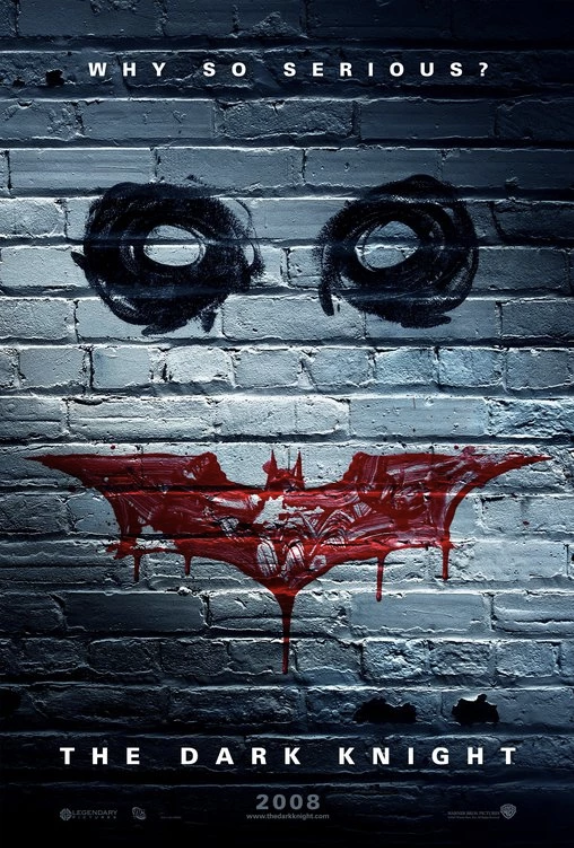 Movie Poster for the movie The Dark Knight